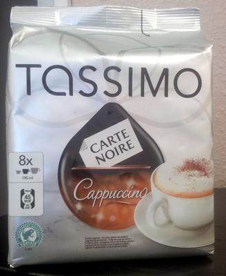 Carte Noire Cappuccino - Product