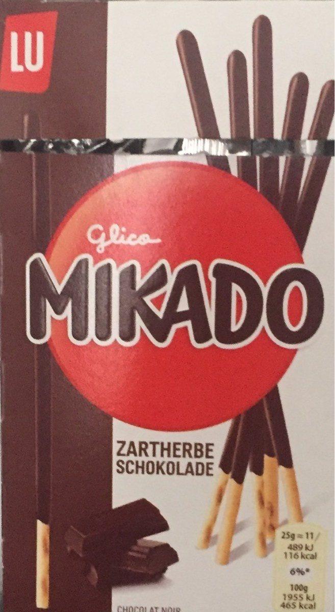 Mikado Zartherbe Schokolade - Produit - fr