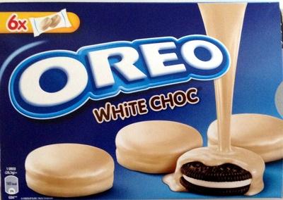 White Choc - Product