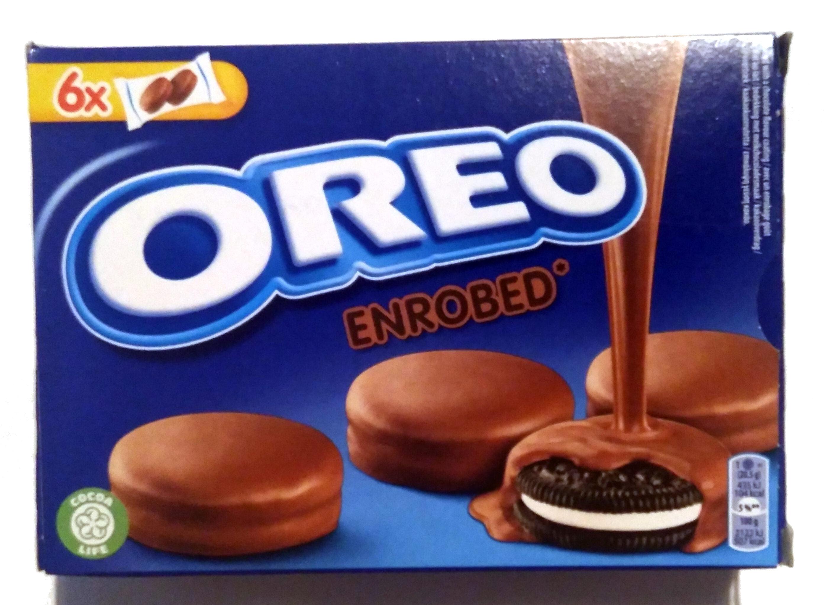 Oreo Enrobed - Produkt - da