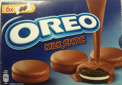 Oreo Milk Choc - Produit - fr
