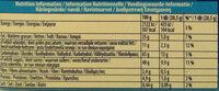 Oreo Milk Choc - Informations nutritionnelles - fr