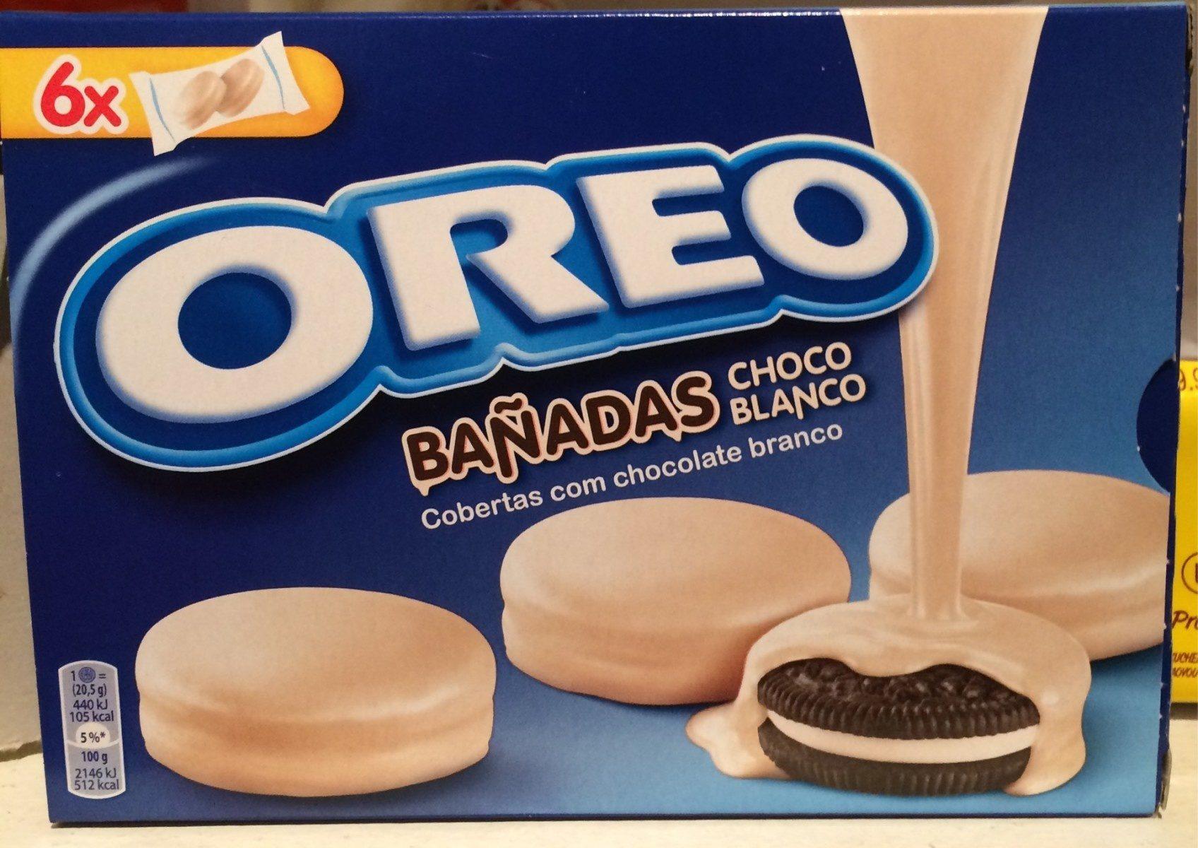 Bañadas chocolate blanco - Product - fr