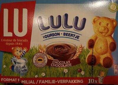 Lulu L'ourson - Produit