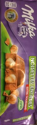 Noisettes Entières extra gourmand - Product