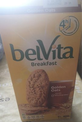 Belvita Crunchy Oats Biscuits 300G - Product - fr