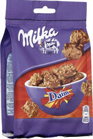 Milka Cornflakes Daim - Produit - fr
