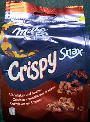 Crispy Snax - Product