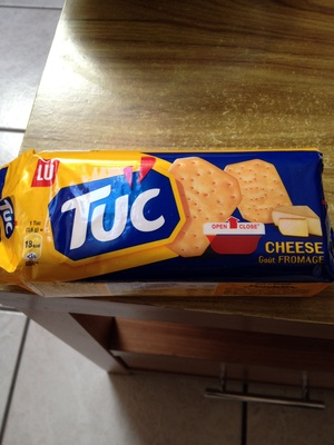 TUC Cheese flavour - Produkt