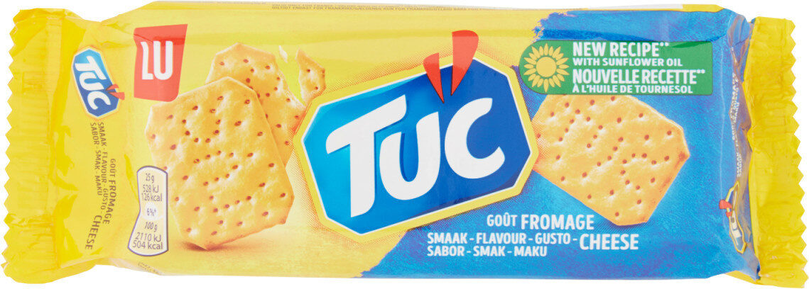 Tuc fromage - Product - en