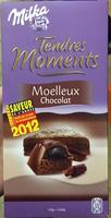 Tendres Moments Moelleux Chocolat - Produit
