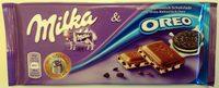 Milka Oreo - Product