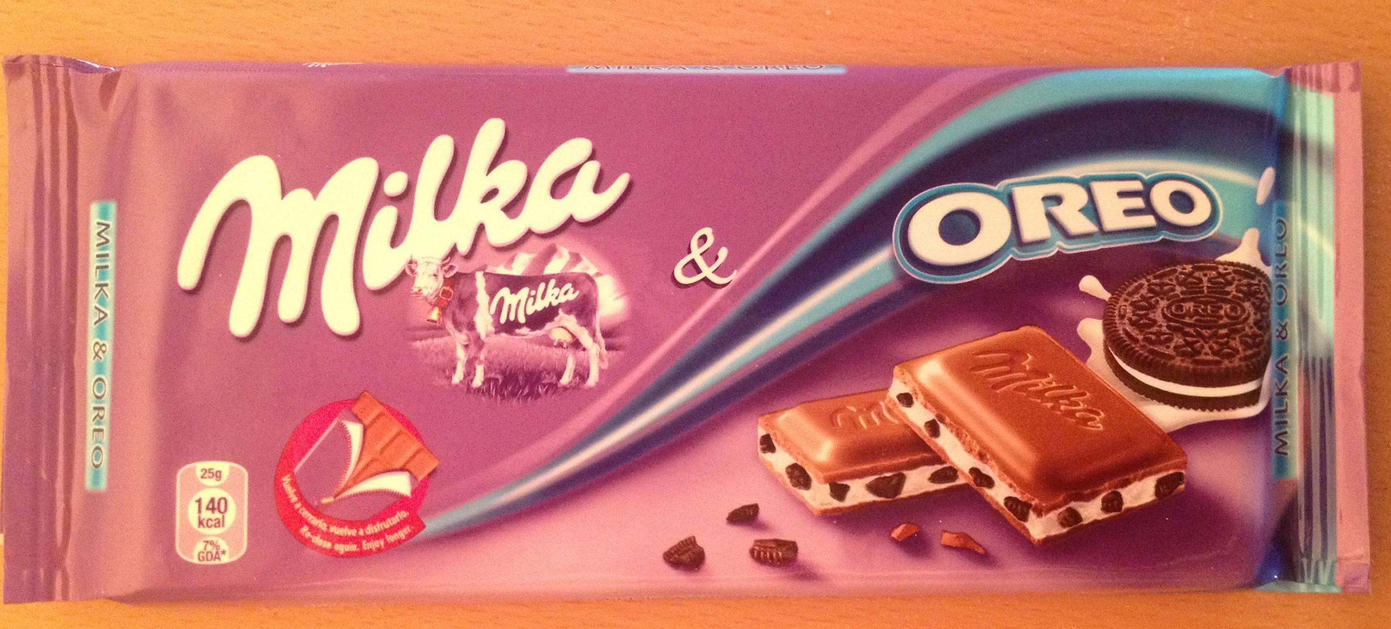 Milka & Oreo - Product - pt