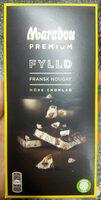 Fylld fransk nougat - Product