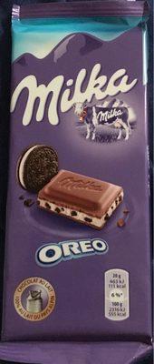 Milka Oréo - Product