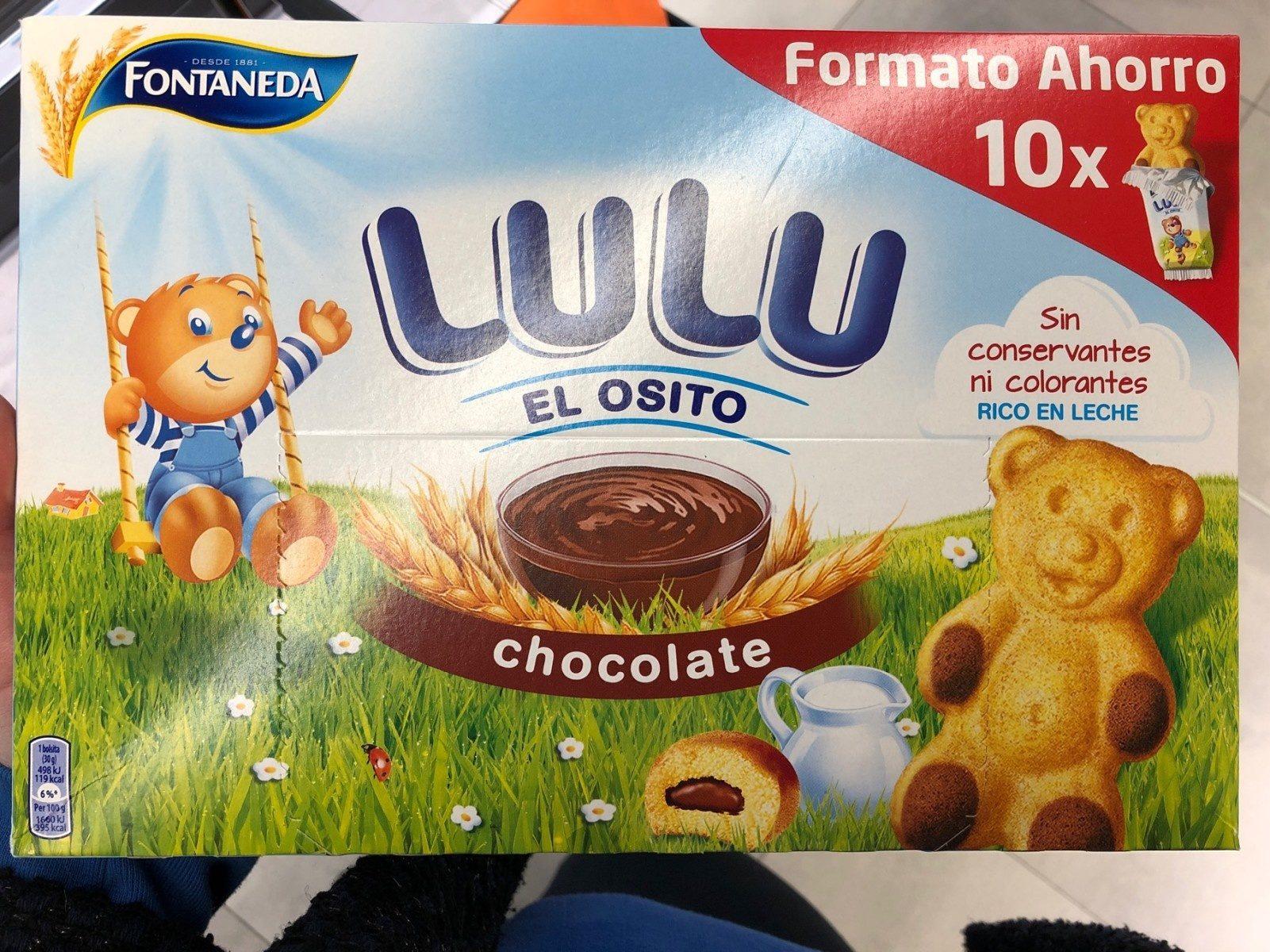 Lulu l'ourson - Product - fr