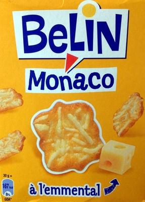 Monaco à l'emmental - Product