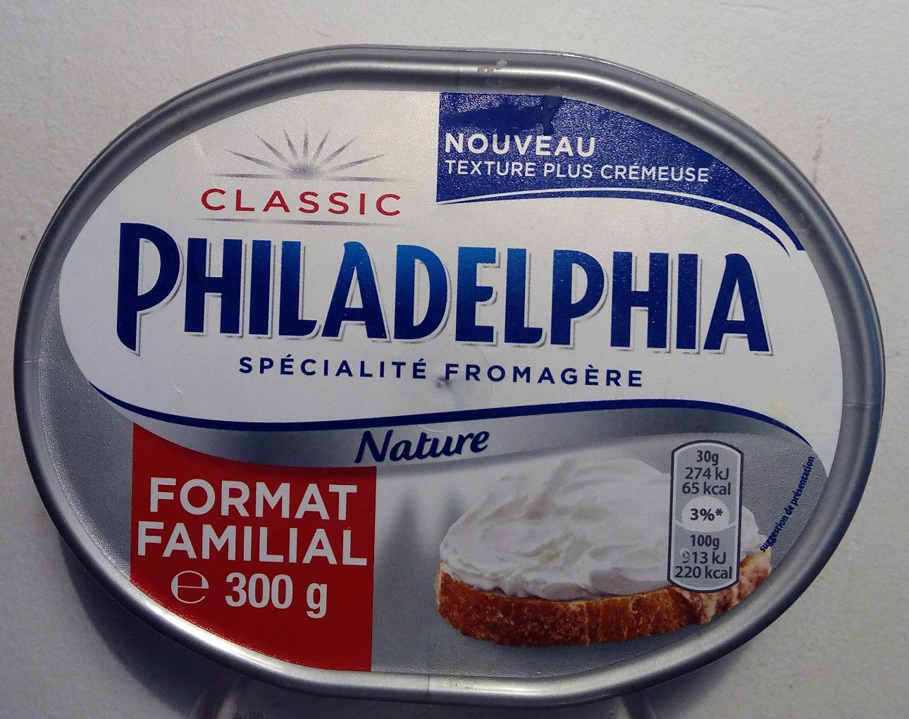 Philadelphia - Produit - fr