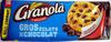 Cookies Granola Gros éclats de chocolat - Product