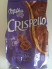 Milka - Crispello - Saveur Chocolat - Produit