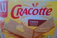Cracottes fibres blé et seigle complets - Produit - fr