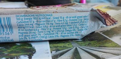 Vitasnella Cereal-yo Cacao, Cacao-keks Mit Jogurtf... - Ingredienti - it