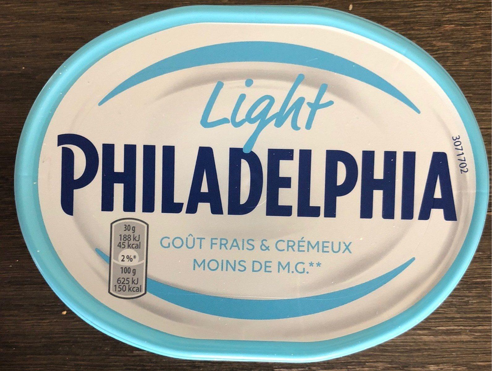 Philadelphia Light Nature (11,5% MG) - 150 g - Kraft - Produit