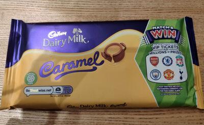 Dairy Milk Caramel - Product - en