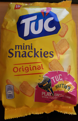 Tuc mini snacks - Product