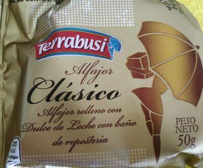 Alfajor Chocolate 6 Unidades X 50 GR Terrabusi Dis - Produit - fr