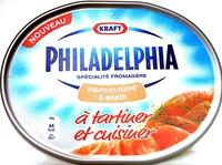 Philadelphia Saumon fumé & aneth (10% MG) - Product