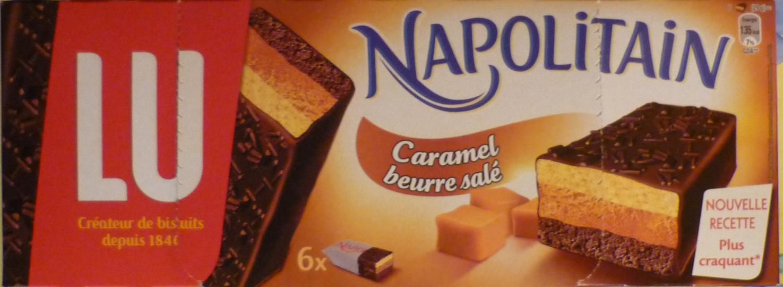 Napolitain Caramel beurre salé - Produit
