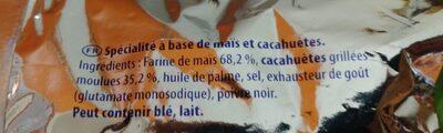 Crou'stilles - goût jambon fromage - Ingrediënten - fr
