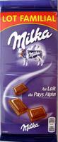 Chocolat au lait du pays alpin (Lot de 5) - Produit - fr