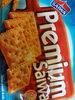 Saiwa Premium Crackers Non Salati GR. 315 - Produit
