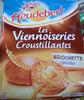 Les Viennoiseries Croustillantes Briochette Grillée - Produit