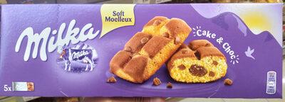 Cake & Choc - Produit - fr
