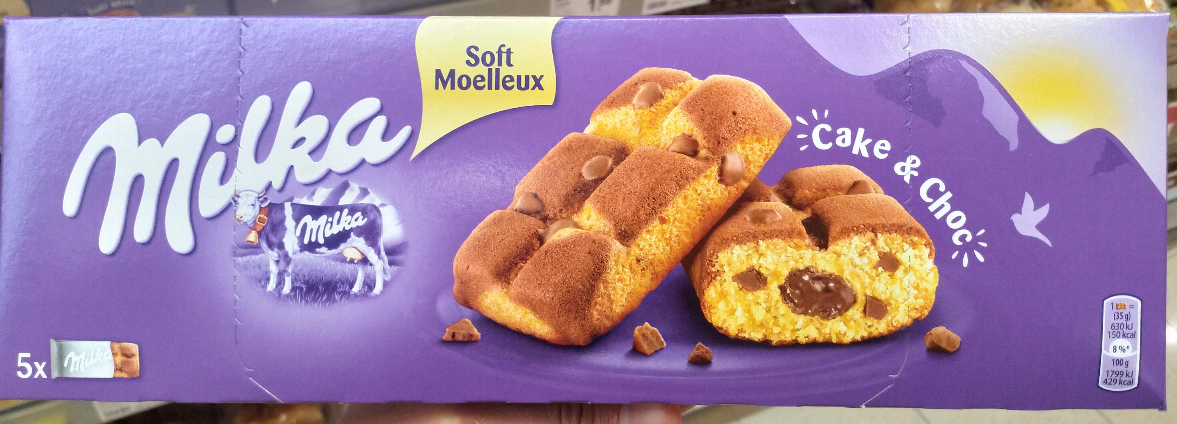 Cake & Choc - Product - fr