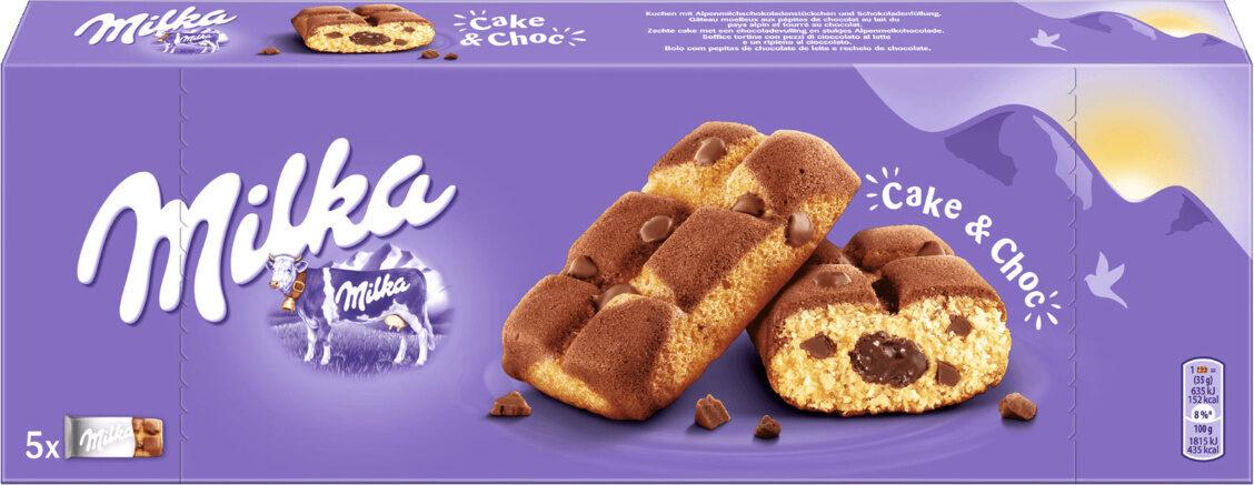 Cake & Choc - Producto - fr