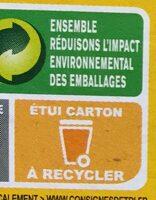 Grany Cœur Fondant Chocolat Noisettes - Recyclinginstructies en / of verpakkingsinformatie - fr