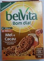 belVita Mel e Cacau - Product