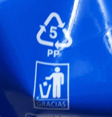 Oreo - Instruction de recyclage et/ou informations d'emballage - es