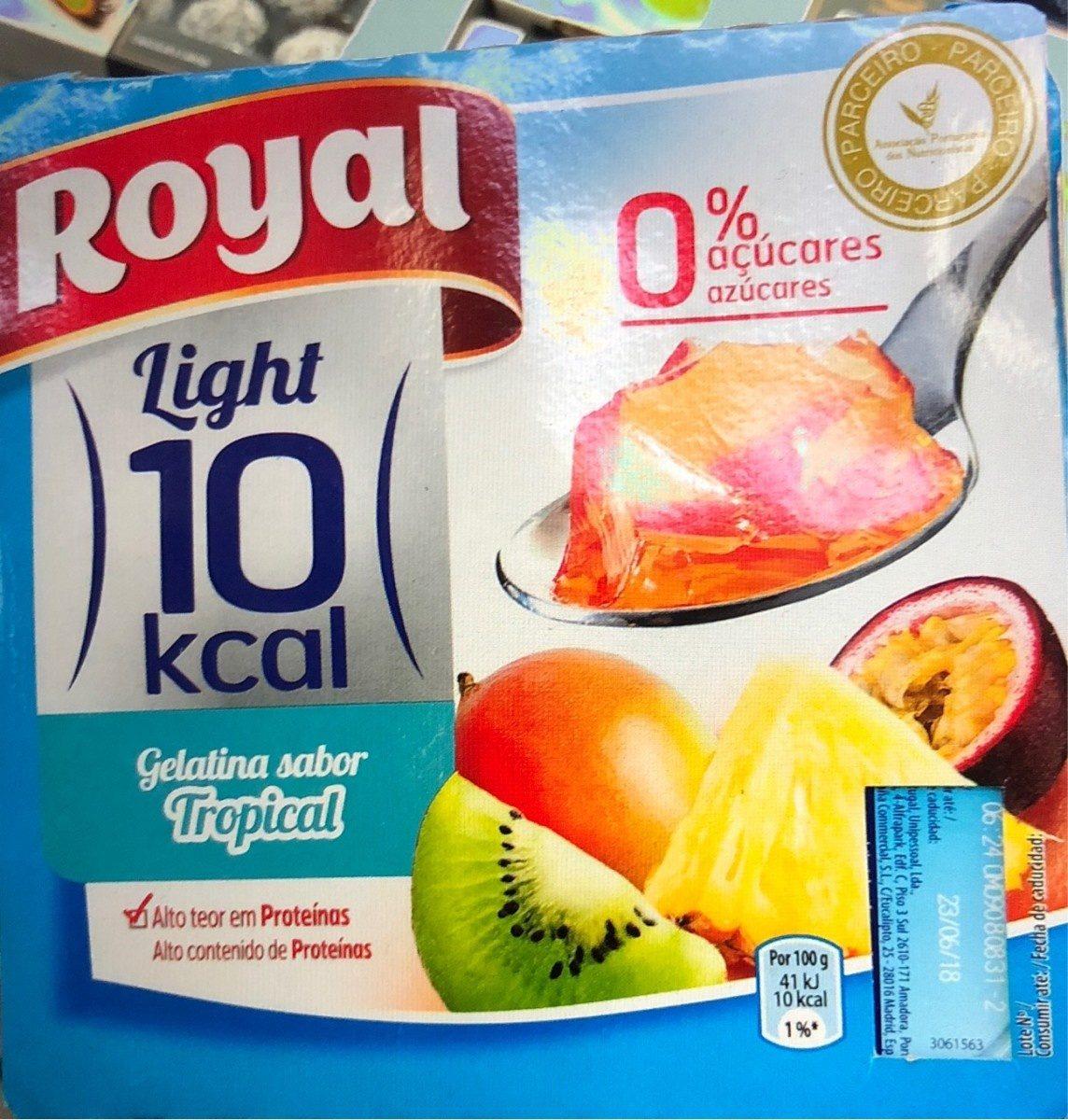 Gelatina sabor tropical - Product - es