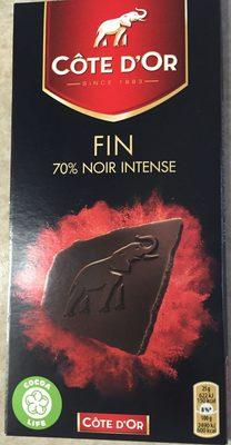 Fin 70% Noir intense - Produit - fr