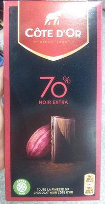 70% noir extra - Produto - fr