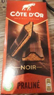Praliné Fondant Noir - Product - fr