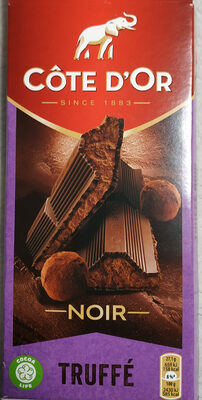 chocolat noir Truffé - Produit