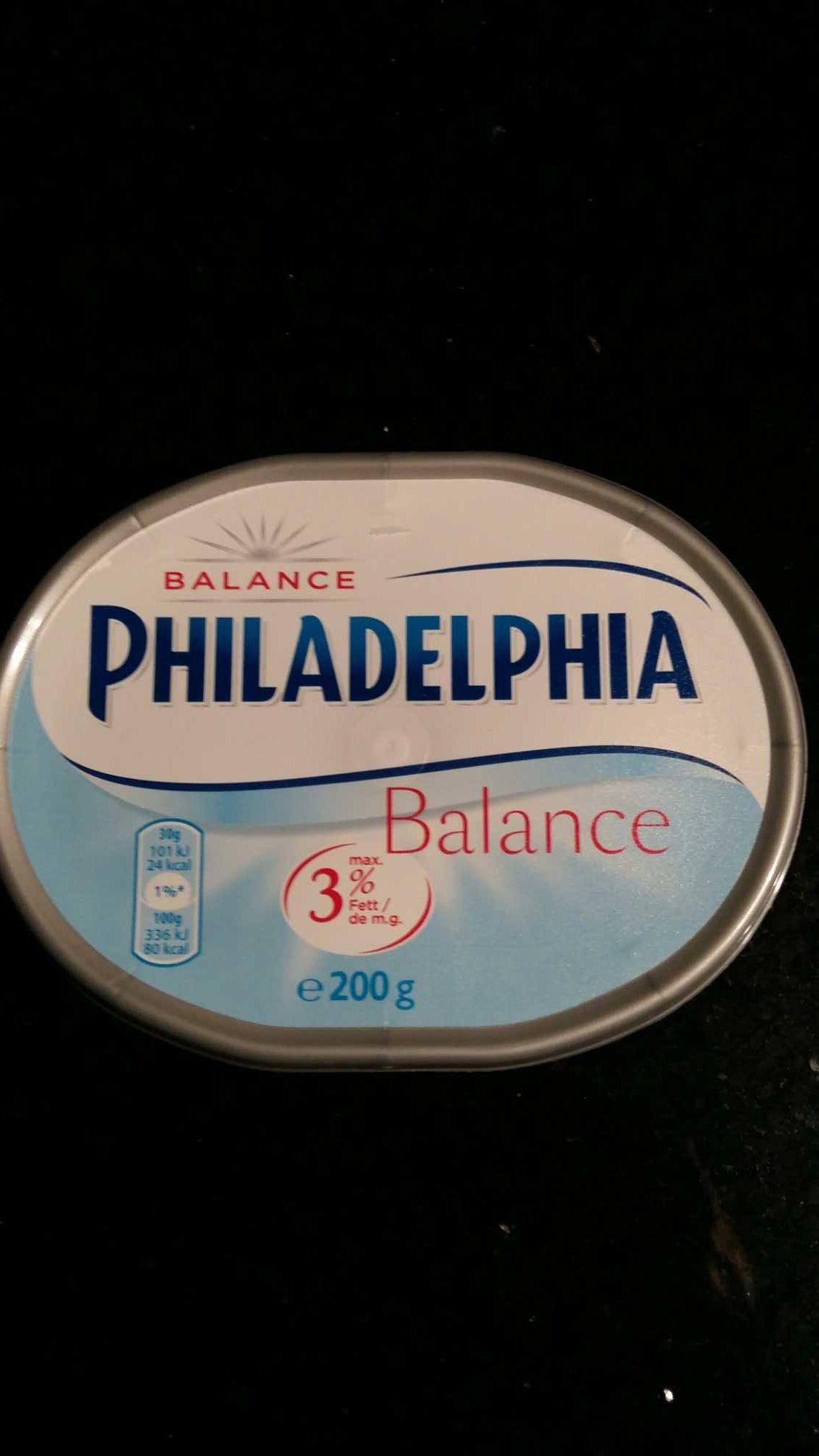Philadelphia Balance - Prodotto - fr