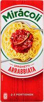 Spaghetti Arrabbiata - Produit - de