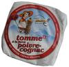 Tomme à la farce Poivre-Cognac. - Product